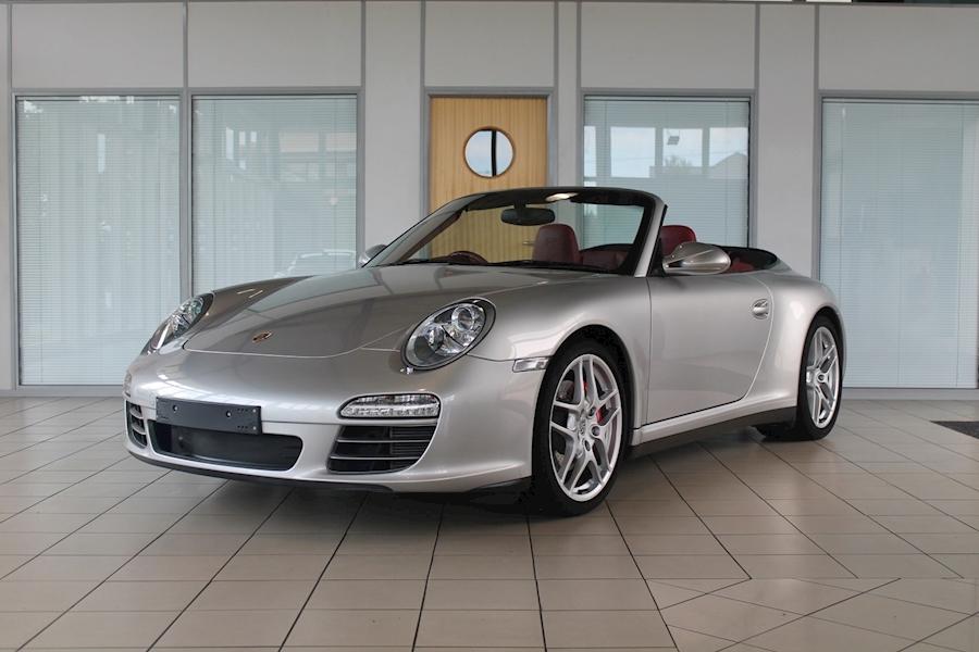 Porsche 911 (997) C4'S' PDK Cabriolet