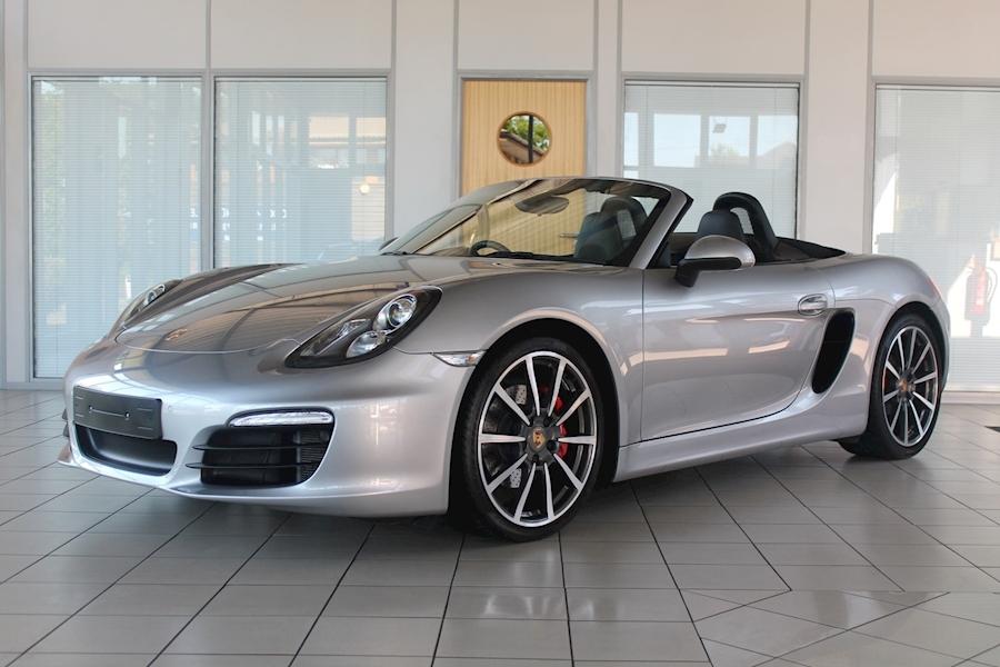 Porsche Boxster (981) 3.4 S