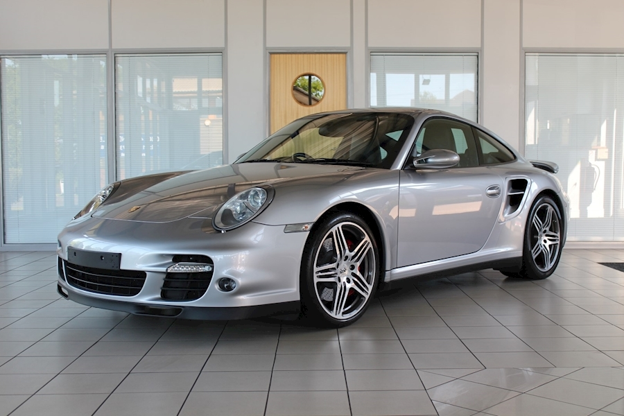 Porsche 911 (997) 3.6 Turbo Coupe
