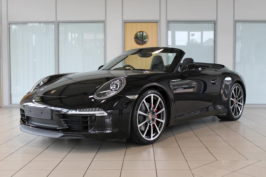 Porsche 911 (991) 3.8 C2'S' PDK
