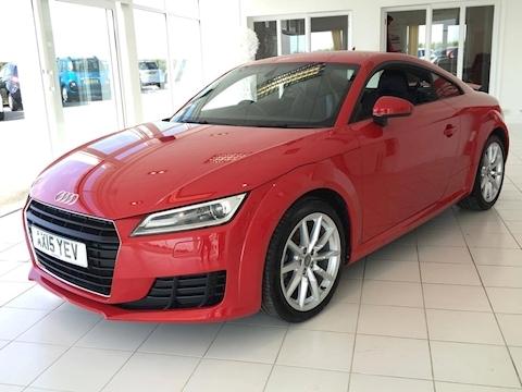 Audi Tt Tdi Ultra Sport