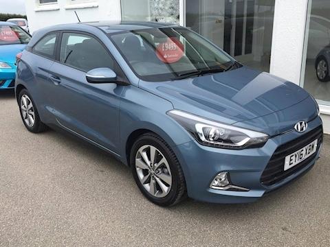 Hyundai I20 Mpi Se Blue Drive