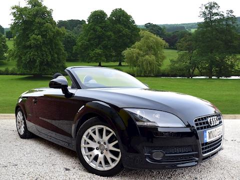 Audi Tt 2010 Tfsi