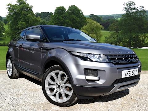 Land Rover Range Rover Evoque 2011 Sd4 Pure Tech