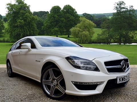 Mercedes Cls 2014 Cls63 Amg