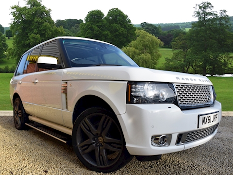 Land Rover Range Rover 2011 V8 S/C Autobiography