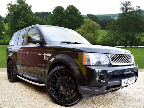 Land Rover Range Rover Sport 2010 Tdv6 Hse