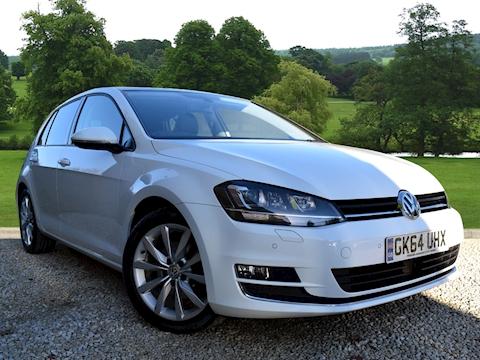 Volkswagen Golf 2014 Gt Tdi Bluemotion Technology Dsg