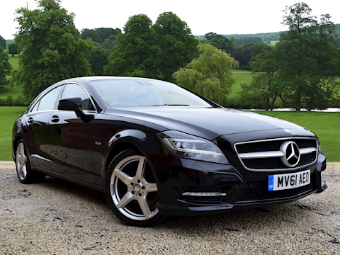 Mercedes Cls 2011 Cls350 Cdi Blueefficiency Sport