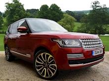 Land Rover Range Rover 2014 Sdv8 Vogue Se - Thumb 0