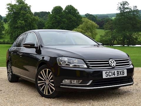 Volkswagen Passat 2014 Sport Tdi Bluemotion Technology