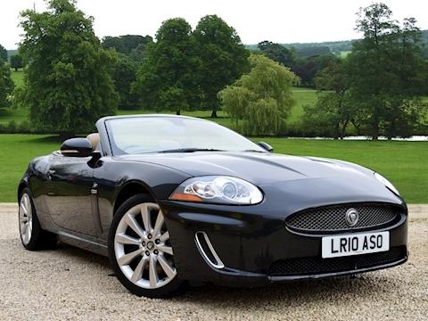Jaguar Xk 2010 Xk