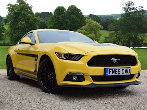 Ford Mustang 2016 Gt