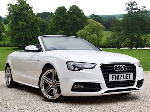 Audi A5 2012 Tdi S Line