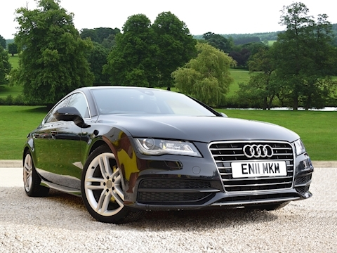Audi A7 2011 Tdi S Line