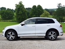Volkswagen Touareg 2013 V6 R-Line Tdi Bluemotion Technology - Thumb 2