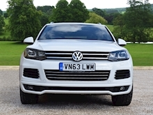 Volkswagen Touareg 2013 V6 R-Line Tdi Bluemotion Technology - Thumb 1
