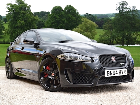 Jaguar Xf V8 R-S