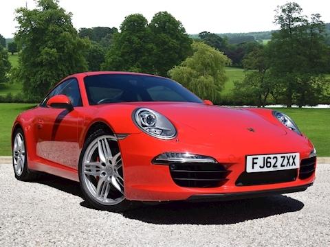 Porsche 911 Carrera 2S Pdk