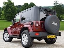 Jeep Wrangler 2007 Sahara - Thumb 3