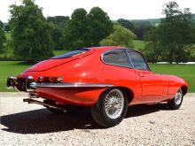 Jaguar 'e' 1964 Type - Thumb 4