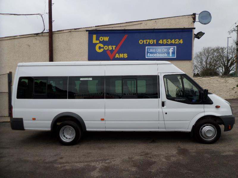 Ford Transit 430 Shr Bus 17 Str NO VAT