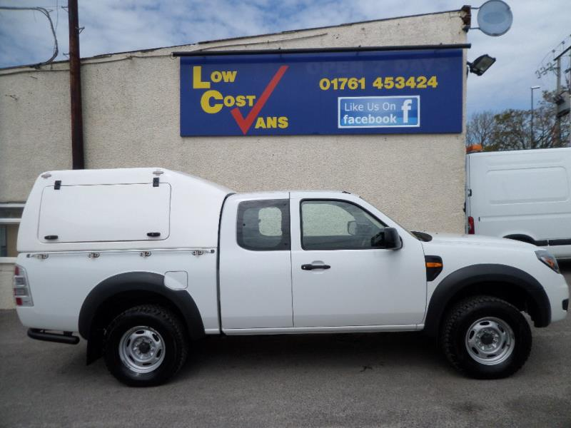 Ford Ranger Xl 4X4 Super Cab Tdci 143 bhp AIR CON