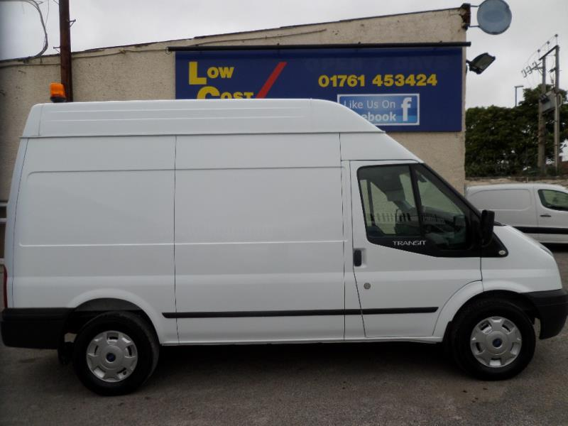 Ford Transit 350 Trend MWB High Roof Air Con