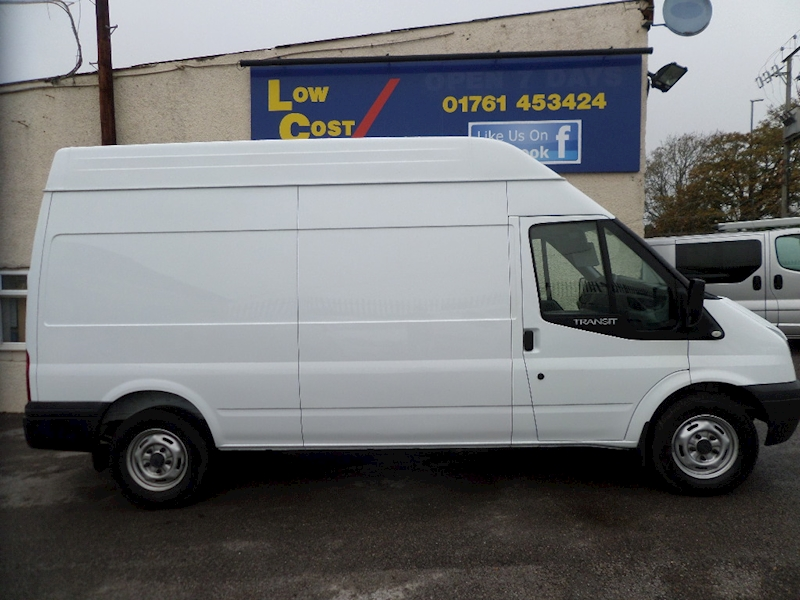 Ford Transit 350 Lwb High Roof FWD 125 ps
