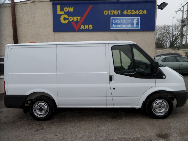 Ford Transit 280 Swb 100 ps Low Roof
