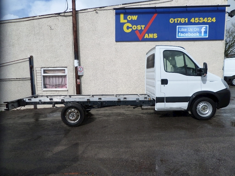 Iveco Daily 35S11 LWB Chassis Cab