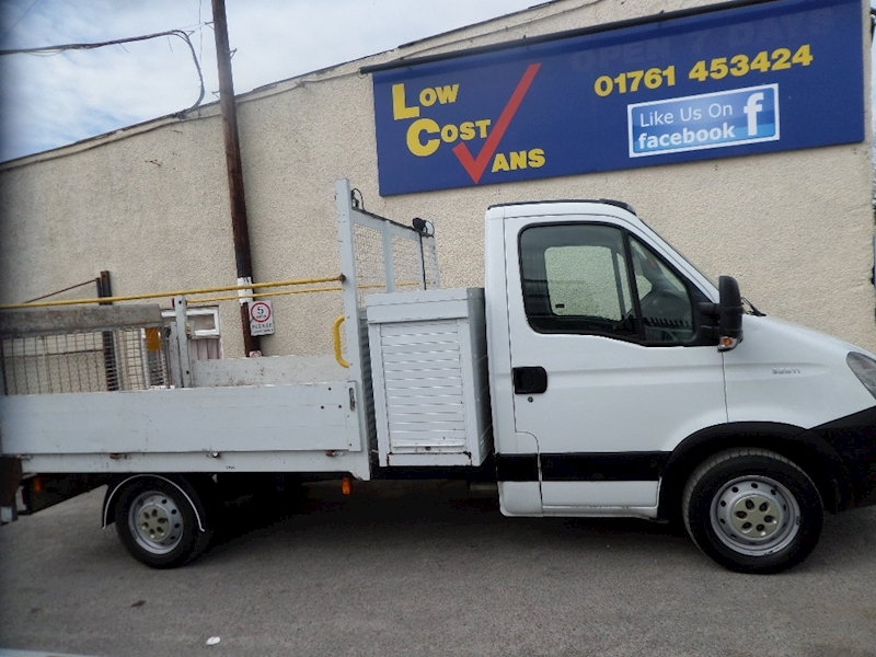 Iveco Daily 35s11 Dropside