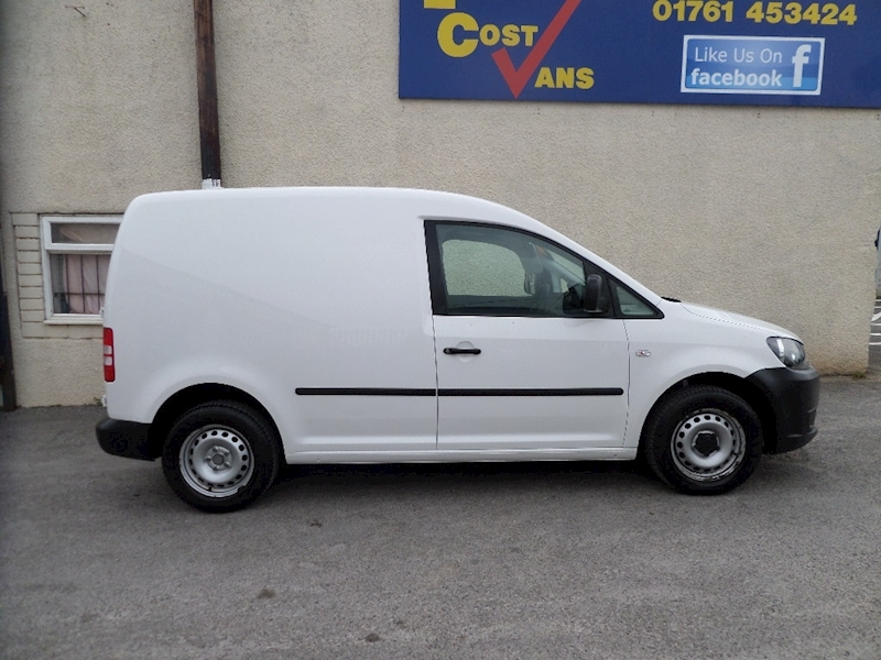 Volkswagen Caddy C20 Tdi Bluemotion Technology 102