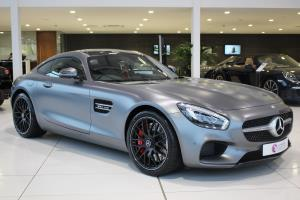 Mercedes Gt Amg Gt S Premium