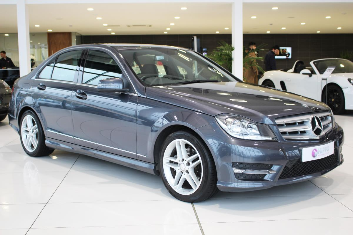 used mercedes c class c220 cdi blueefficiency amg sport c220 cdi blueefficiency amg sport 2013. Black Bedroom Furniture Sets. Home Design Ideas