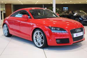 Audi Tt Tfsi S Line Special Edition