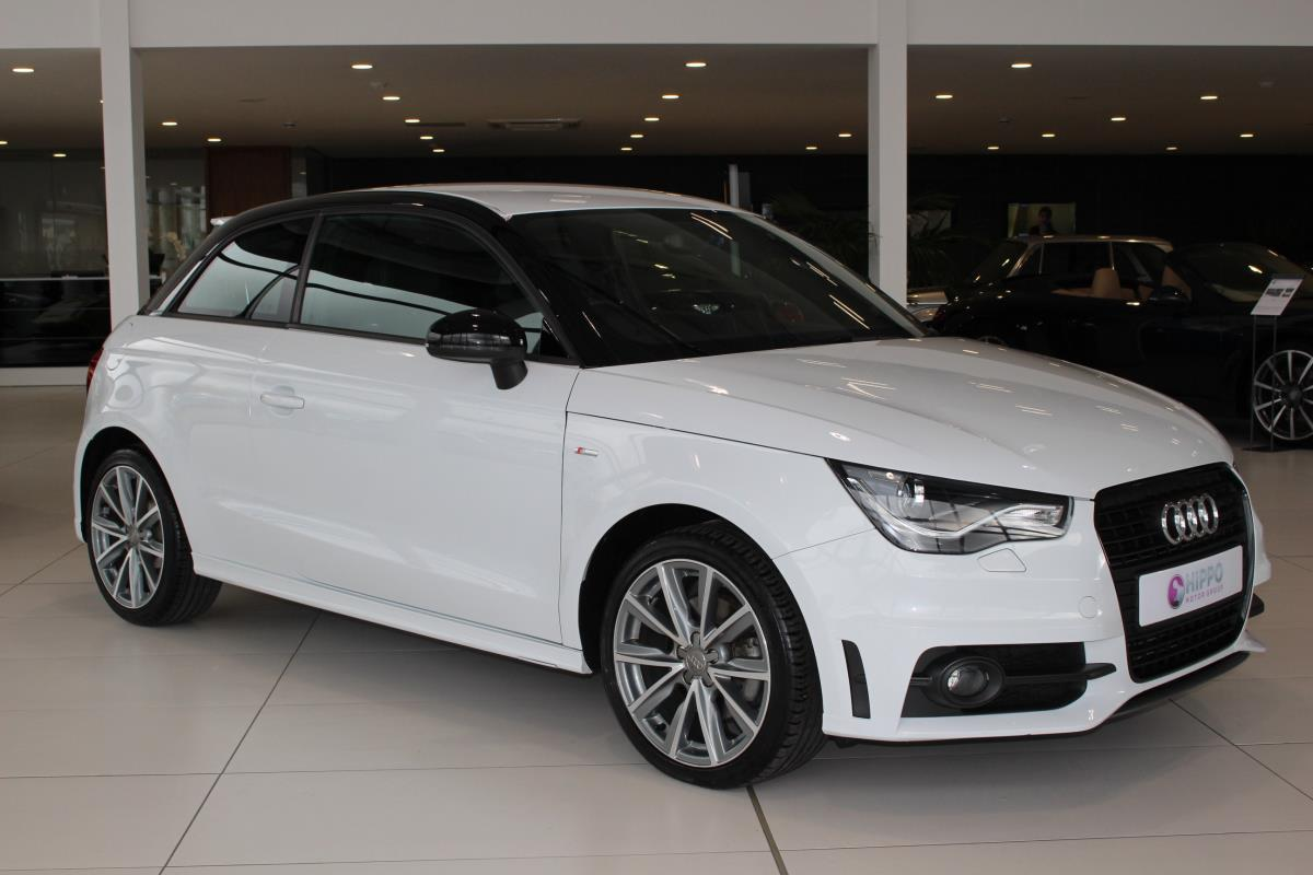 used audi a1 tfsi s line style edition tfsi s line style. Black Bedroom Furniture Sets. Home Design Ideas