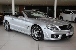 Mercedes Sl Sl 63 Amg