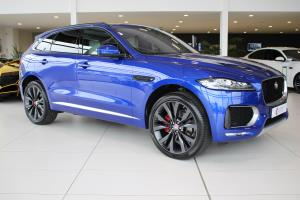 Jaguar F-Pace V6 First Edition Awd