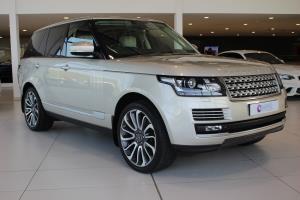 Land Rover Range Rover Auto-B Sdv8 A