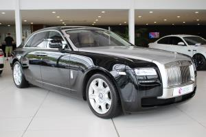 Rolls-Royce Ghost V12