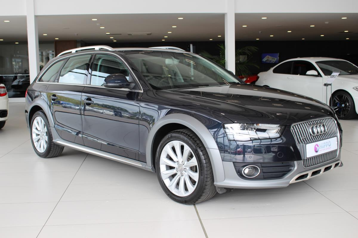used audi a4 allroad tdi quattro allroad tdi quattro 2014 hippo prestige hippo. Black Bedroom Furniture Sets. Home Design Ideas