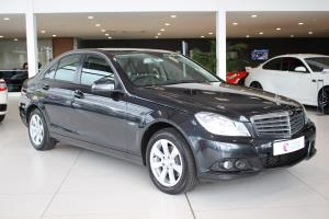 Mercedes C Class C220 Cdi Blueefficiency Se