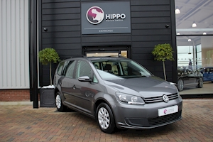 Volkswagen Touran S Tdi Bluemotion Technology
