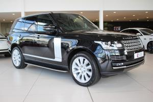 Land Rover Range Rover Tdv6 Autobiography