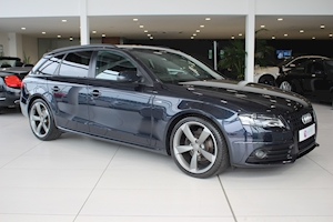 Audi A4 Avant Tdi Black Edition