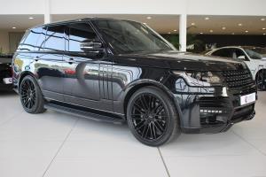 Land Rover Range Rover Tdv6 Vogue Se