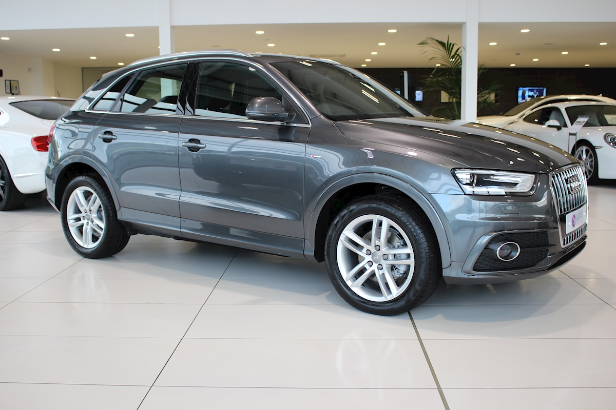 used audi q3 tdi s line tdi s line 2013 hippo prestige prep centre. Black Bedroom Furniture Sets. Home Design Ideas