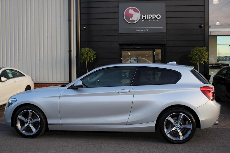 used bmw 1 series 116d se 116d se 2013 hippo prestige hippo. Black Bedroom Furniture Sets. Home Design Ideas