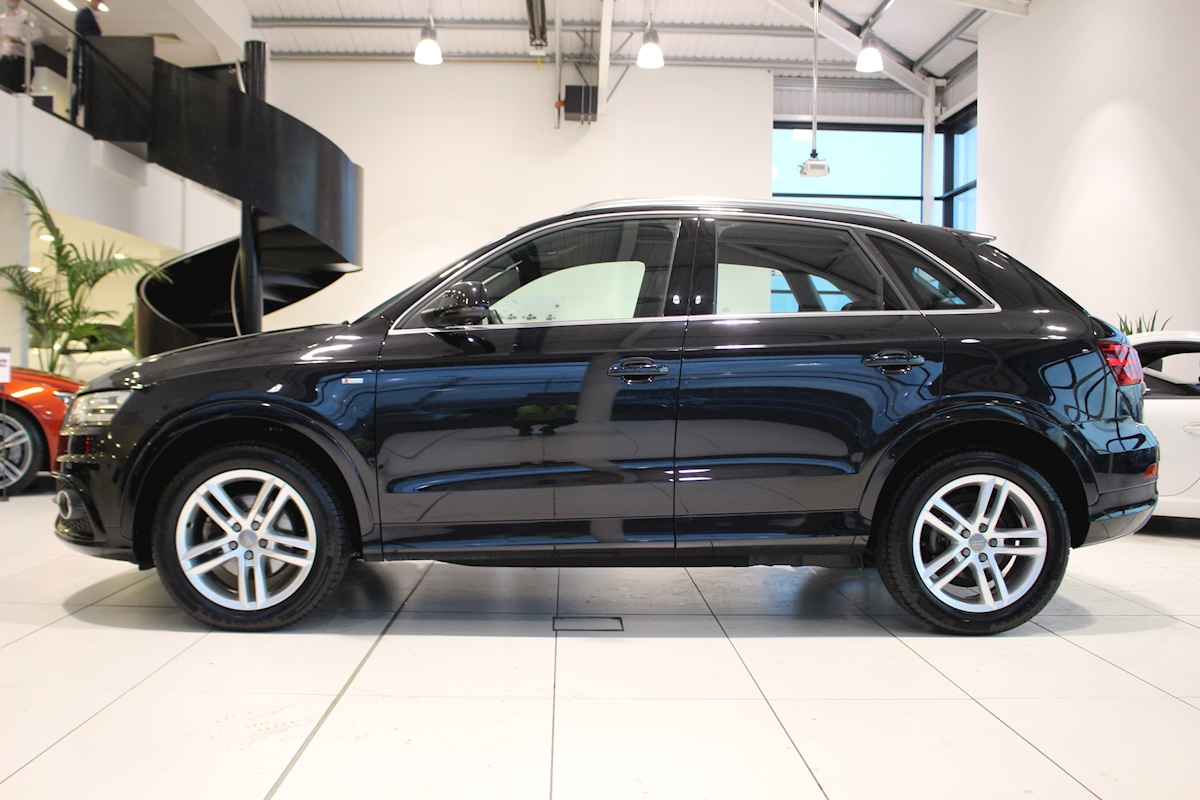 used audi q3 tdi quattro s line tdi quattro s line 2013 hippo prestige hippo. Black Bedroom Furniture Sets. Home Design Ideas